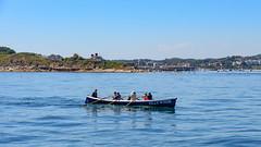 Moonfleet Trip 056 (Matt_Rayner) Tags: moonfleettrip swanage rowingboat