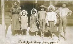 West Australian aborigines - very early 1900s (Aussie~mobs) Tags: westernaustralia aborigine native indigenous vintage australia aussiemobs