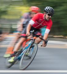 Racers (trekok, enjoying) Tags: c31a8055 blur motion parc lasalle qc cyclist