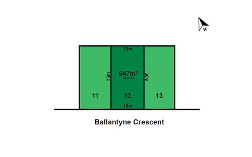 12 (Lot 27) Ballantyne Crescent, Deniliquin NSW 2710