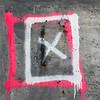 Riverwalk X (k.james) Tags: alphabet pink neon letter x xx letterx wall paintedwall yellowwall concretewall chicago drippingpaint xmarksthespot kenthenderson kjameshenderson brushstrokes xxx