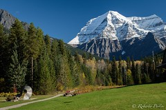 Mount Robson - Columbia (robertopastor) Tags: américa britishcolumbia canada canadianrockiesmountain canadá fuji montañasrocosas mountrobson robertopastor viaje xt2 xf1655mm
