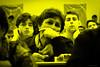 08-013-20170224_DSC0070 (patrickbatard) Tags: politique présidentielle élection 2017 meeting peuple expression doute incrédule incrédulité ennui jaune noiretblanc