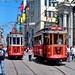 Istanbul, Historic Taksim-Tünel-Tram