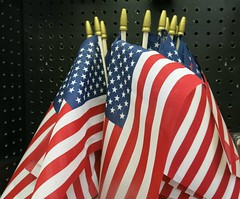 Fourth of July Colours - A Flag Bouquet (Pushapoze (nmp)) Tags: july4th holiday flags americana