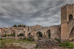 Besalú (Jesus M Glez) Tags: besalú girona garrotxa piedras medieval románico