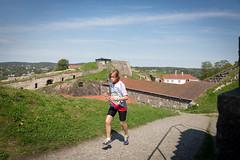 IMG_2972 (Grenserittet) Tags: festning halden jogging løp