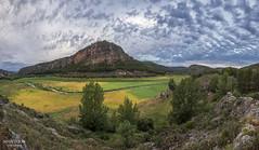 Jurassic Park (jetepe72) Tags: panoramica zaragoza la tranquera embalse paisaje landscape