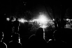 G20 in Hamburg (7) - July, 2017 (Konrad Lembcke) Tags: g20 hamburg germany black white police polizei summit protest demonstration sternschanze schanzenviertel schulterblatt low light night street photography