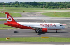 D-ABFB A320 Air Berlin (corrydave) Tags: 4128 a320 airberlin dusseldorf dabfb