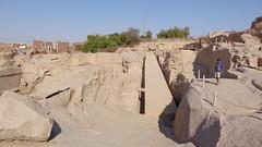 Unfinished Obelisk (Rckr88) Tags: unfinished obelisk unfinishedobelisk aswan egypt africa travel travelling stonequarries stone stones rocks rock quarries quarry pharoahs pharoah relic relics ancient ancientegypt