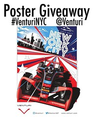 Awesome poster giveaway!! #Repost @venturi ・・・ • Venturi Formula-E Team Poster Giveaway! • • In One Week, Team Venturi will be racing in the Inaugural NYC ePrix. To mark this special race weekend, we teamed up with Motorsport Artist @r4thbone to create so (JenniferRay.com) Tags: instagram carbon fiber jewelry exclusive jrj jennifer ray paracord custom