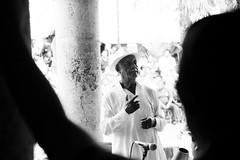 Musician. Mérida, Yucatán 2017 (Patricia Dibene) Tags: street amateur begginer nikon d3200 calle fotografía gente people méxico yucatán candid bnw blackandwhite blanco y negro monocromático monochrome mono grey mayan maya culture cultura travel