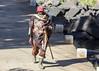 Traditional Lesotho man (Hans van der Boom) Tags: holiday vacation southafrica lesotho zuidafrika semonkong maseru traditional dress blanket man people lso