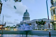 Fantasmas en el Capitolio (Richard Here) Tags: habana cuba ghost capitolio ricardo durán fotografia photographer paradise caribe travel traveler