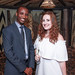 James Wizeye, First Secretary High Commission, Hollie Rae-Brader