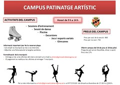 Campus Patinatge artístic