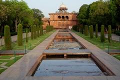 The Taj Mahal Site