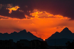see you in few days (werner boehm *) Tags: wernerboehm sunset sonnenuntergang sinai egypt