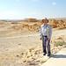 Israel-05799 - Dennis at Masada