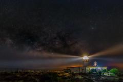 Faro 2 (Manolo García (Turrican)) Tags: manologarcia turrican turricanmurcia faro lighthouse vialactea nocturna carboneras estrallas milkyway almería cabodegata