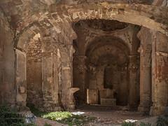 Sta Perpetua 5 (Jordi Castellà) Tags: santaperpetua gaia pontils concadebarbera conca castell castle church ruines ruins