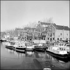 1996-12-26-0003.jpg (Fotorob) Tags: vlaardingen allesmobiel winter nederland time vaartuig zuidholland analoog pleziervaart city holland netherlands niederlande