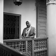 (Paysage du temps) Tags: 2017 20170317c film ilford panf50 rolleiflex zeissplanar80mm maroc morocco marrakech mahjouba medina