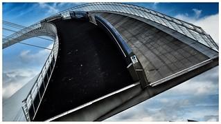 Swing Bridge - Swung