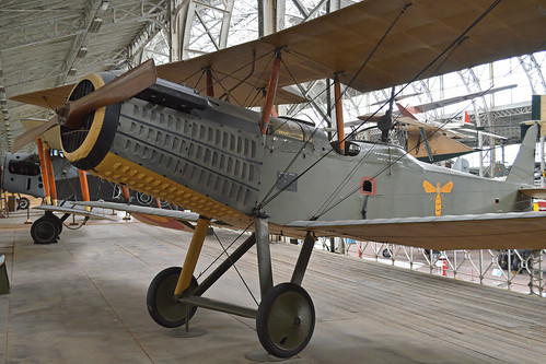 Royal Aircraft Factory R.E.8 '8' [ex A4719]