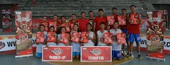 TIM CASTLE BASKET JUARA PA DAN PI DI 3X3 DBL ROAD TO JAPAN