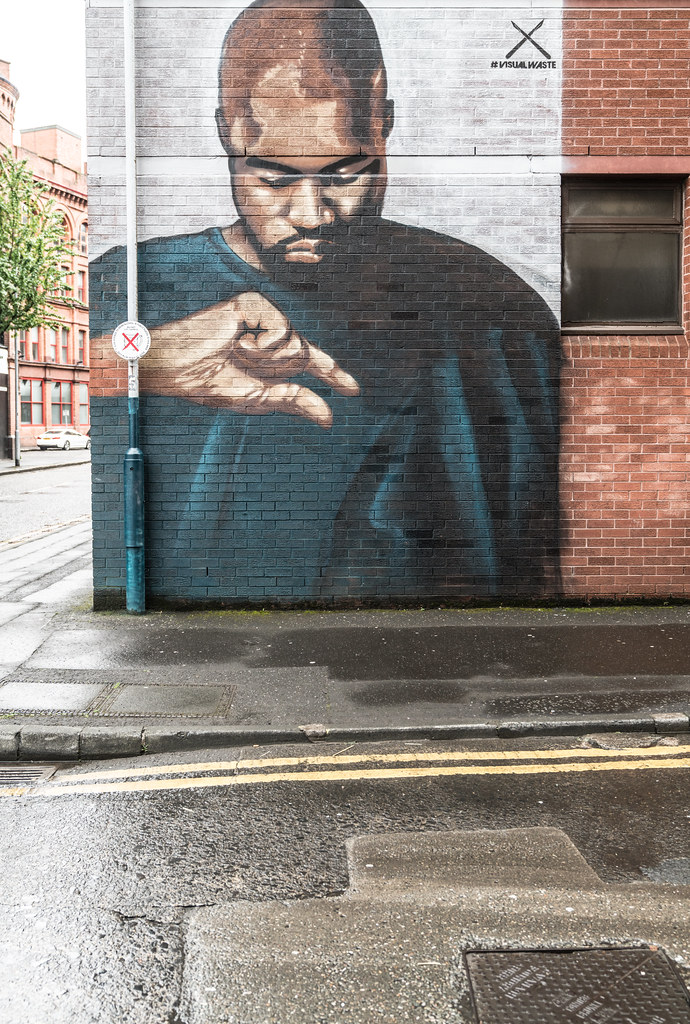 STREET ART AND GRAFFITI IN BELFAST [ANYTHING BUT THE FAMOUS MURALS]-129137