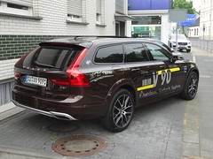 2017 Volvo V90 Cross Country (harry_nl) Tags: germany deutschland 2017 siegburg volvo v90 crosscountry gerhards