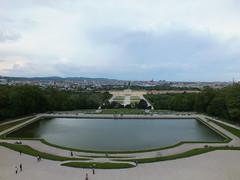View from the Gloriette (John of Witney) Tags: landscape lake gloriette schoenbrunn vienna wien austria osterreich schonbrunnpark