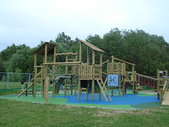 Anglers Park (eibe play Ltd) Tags: ibondo swings wetpour eibe playground playgroundequipment