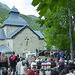 fete des guides 15 aout 2012 chapelle de heas gedre unesco pyrenees france