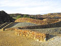 2329 Parys Mountain open cast copper mine view point (Andy - Busyyyyyyyyy) Tags: coppermine mmm mynyddparys ooo opencastmine parysmountain ppp shootaboot viewpoint vvv