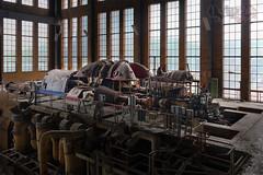 Powerplant IM (urbexosap) Tags: urbex urban exploration lost hdr abandoned powerplant verlassene kraftwerk opustena elektrarna powerplantim im electricity turbine