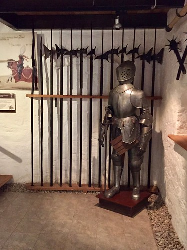 Museum der Burgruine Pranegg