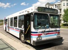 CT_7627_D40LF (Shahid Bhinder) Tags: mypictures transport transit newflyerbuses calgarytransit d40lf