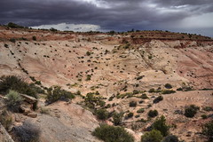 New Discoveries on the Paria Plateau: B3, Wavy Bowl (Chief Bwana) Tags: az arizona pariaplateau vermilioncliffs navajosandstone psa104 chiefbwana wavybowl 500views