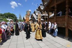 069. The Feast of All Saints of Russia / Всех святых Церкви Русской 18.06.2017