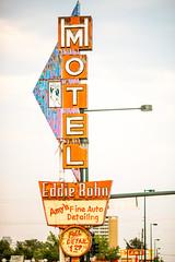 HM Motel (Thomas Hawk) Tags: colorado denver eddiebohn hm hmmotel motel neon fav10 fav25 fav50