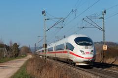 DB ICE 3 (Samuele Poli - SierraAlpha photos) Tags: db ice 3 ice3 deutsch bahn ferrovie tedesche inter city express alta velocità high speed germany deutschland freiburg am brisgau denzlingen