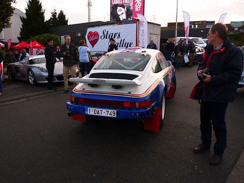 Porsche 911 4X4 Rallye-Raid