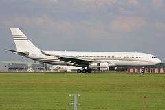 VP-CAC Airbus A330-243 Stansted 20th July 2016 (michael_hibbins) Tags: