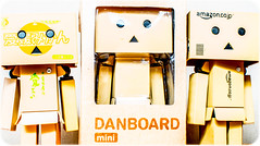 Danbo. (CWhatPhotos) Tags: cwhatphotos photographs photograph pics pictures pic picture image images foto fotos photography artistic that have which with contain olympus epl5 box danbo danboard toy mini light shadow shadows small silhouette silhouetted silhouettes dambo cartoon character head