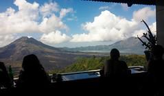 Batur Caldera, Kintamani (scinta1) Tags: baturbaguscottages kedisan view mountain lake mountains sky blue clouds landscape indonesia bali mountbatur gunungbatur lakebatur danaubatur volcano caldera