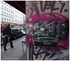 The Streets of Berlin..... (kurtwolf303) Tags: berlin germany deutschland graffiti person streetphotography strasenfotografie europe strase cars autos buildings gebäude olympusem1 microfourthirds micro43 systemcamera mirrorlesscamera spiegellos kunst art urban city stadt unlimitedphotos urbanlifeinmetropolis acdsee scenery urbanart 250v10f topf25 500v20f topf50 mft kurtwolf303 topf75 750views 1000v40f 900views 1500v60f topf100