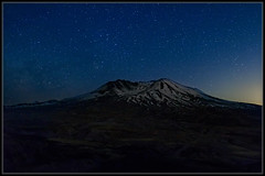 Starry, Starry, Night - Or.... Let's Get Small (Ernie Misner) Tags: f8andfocusinthedark milkyway nightsky stars starrystarrysky mountsainthelens crater eruption washington erniemisner nikond810 2470 astrophotography